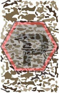 gunkote duracoat Avery Paint mask Sticky Back Vinyl Tactical Penguin Alphabet 1 Stencil for cerakote