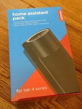 Black RRP £99.99 LENOVO Tab 4 Smart Assistant Voice Controlled Speaker