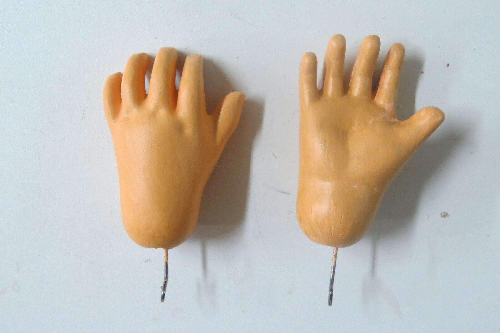 Mains standard pour  poupées anciennes  SFBJ 13  Antique doll hands Standard