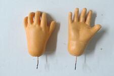 """Mains standard pour  poupées anciennes"""" SFBJ 13"""" Antique doll hands Standard"""