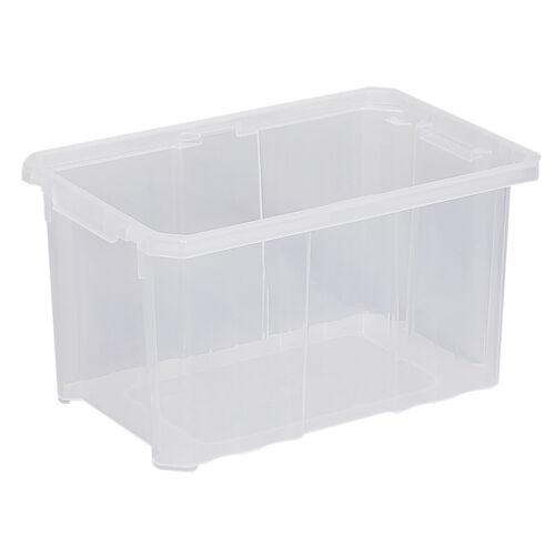 Lagerbox mit Deckel Transportbox Kunststoffbox Aufbewahrungsbox Box 30x20x16,5cm