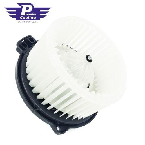 Heater Blower Motor w// Fan Cage for Suzuki Grand Vitara XL-7 ABS plastic Front