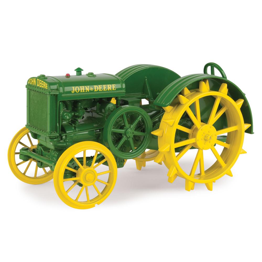 Ertl 1 16 Scale John Deere Model D Tractor Prestige Collection LP68151   45622
