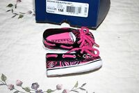 Sperry Topsider - Biscayne Crib Pink & Black Infant Sz 1m (6 Wks-3 Mos)