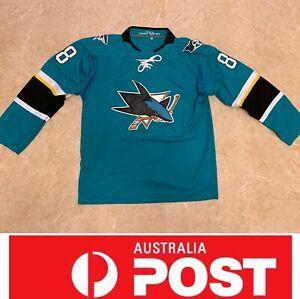 Ice Hockey San Jose Sharks jersey, #88