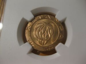NGC-Katanga-1-Franc-coin-1961-MS64-RD-High-Grade-super-looking-coin