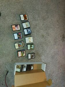 magic the gathering 100's card lot