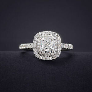 Genuine-14K-Gold-Ring-2-20-Ct-Solitaire-Diamond-Engagement-Wedding-Rings-4-5-6-7