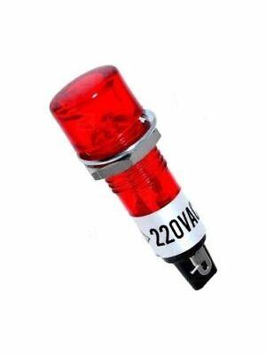 Blinkend Rotierende Signalleuchte LED Rot 220V AC IP30 CE