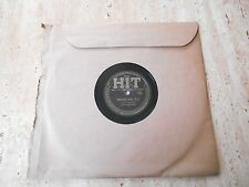 "78 RPM ""TWILIGHT TIME/HOW MANY HEARTS HAVE YOU BROKEN"" 3 SUNS 1944"