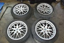 Genuine Porsche 986 Boxster BBS Wheels Rims Set 8.5x17 ET50 | 7x17 ET55  OEM