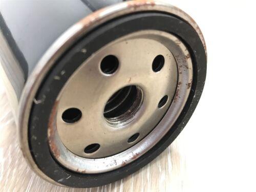 "NEW 5/"" Black Spin-On Oil Filter Harley-Davidson Dyna Custom Motorcycle 63812-90"