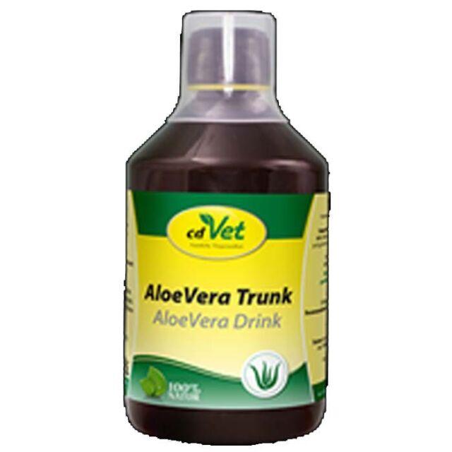cdVet Aloe Vera Trunk 500ml Magen Darm Verdauung (39,98€/1l)