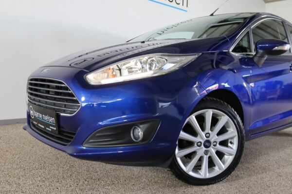 Ford Fiesta 1,0 SCTi 100 Titanium billede 3