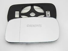 SAAB 9-5 1993-2002 Wing Mirror Glass Wide Angle HEATED Left Side /SA003