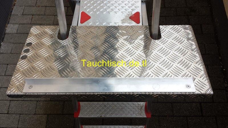 Rentnerleiter Platte   TEC Plate 60x30 cm Modell 2019