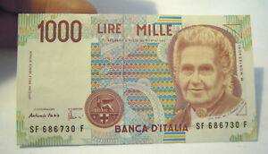 BANCONOTA-REPUBBLICA-ITALIANA-LIRE-1000-FDS-MONTESSORI-32-162