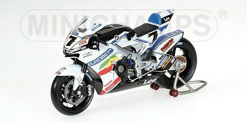 Honda RC212V Carlos Checa MotoGP 2007 1 12 Model MINICHAMPS