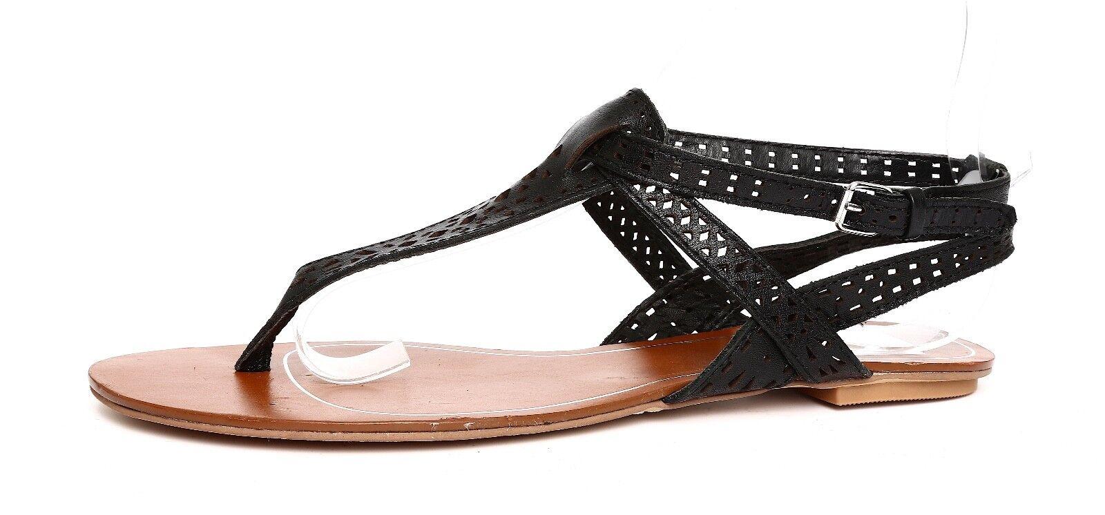 Jack Rogers Women's Lauren Rose Gold / 8.5M Leather Sandal - 8.5M / 43e5ee