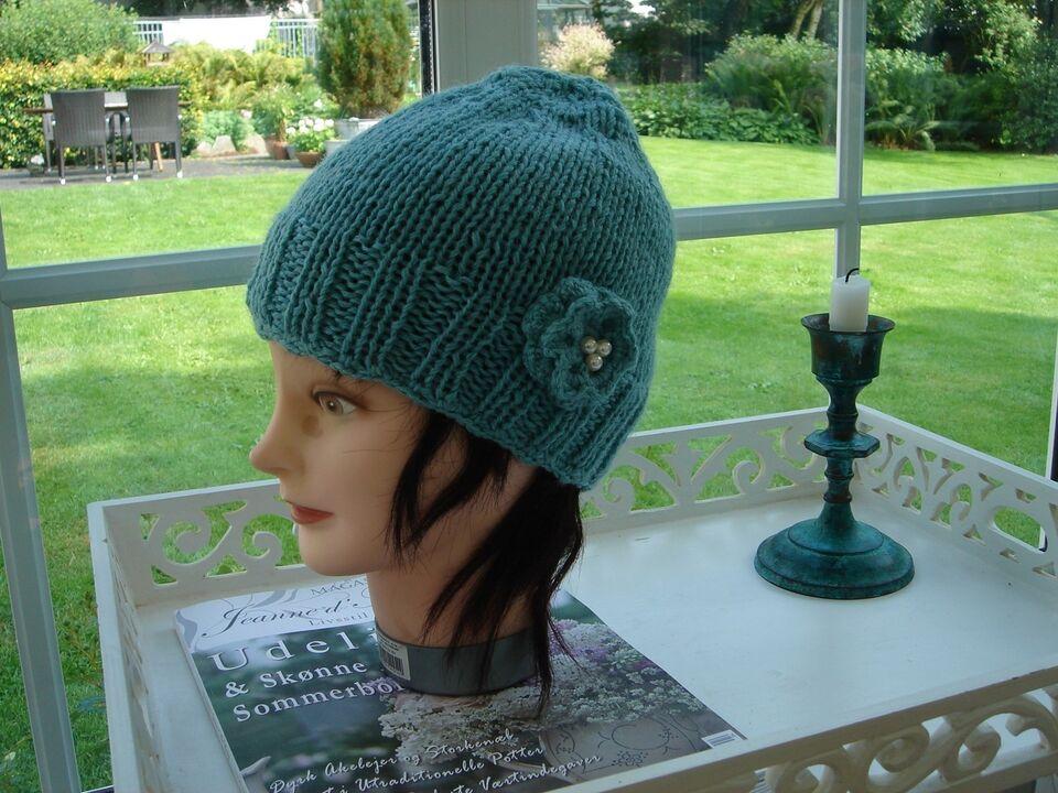 Hat, Hjemmestrikket hat, str. Medium