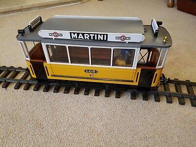 LGB 3500 Street Car Tram Trailer G Gauge Boxed