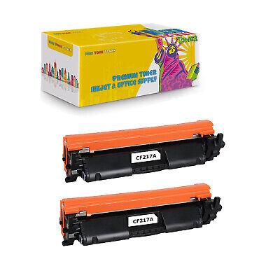 3 pk CF217A-NoChip Toner Cartridge for M102a Pro Pro Printer FREE SHIPPING!