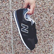 BLACK New Balance 373 Trainers Sneakers 8.5 UK MENS