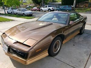 1984 pontiac firebird trans am 5 0l with t tops ebay details about 1984 pontiac firebird trans am 5 0l with t tops
