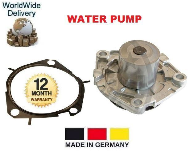 For Saab 9-5 95 Ys3g 1.9  2.0 TTiD TiD 2006   ON NEW WATER PUMP  support wholesale retail