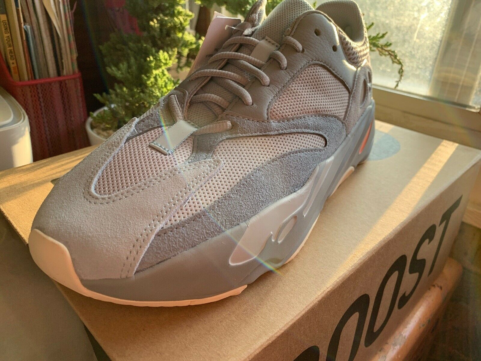 Adidas Yeezy Boost 700 Inertia Size 11 Mens New In Box