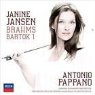 Brahms, Bart¢k 1 (CD, 2015, Decca)