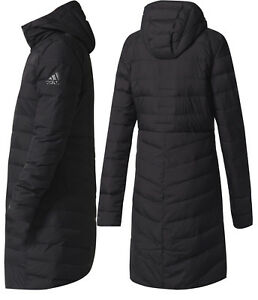 Adidas-Climaheat-Parka-Womens-Premium-Down-Climaheat-Hooded-Coat-BS1001-M12