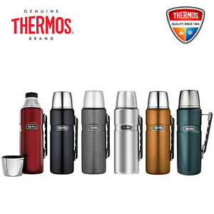 NEW-Thermos-Stainless-King-S-Steel-Vacuum-Insulated-Flask-1-2L-Free-Post-Save