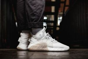 online store c7068 0ffc4 Image is loading Adidas-Originals-Tubular-Rise-White-Off-White-Mens-