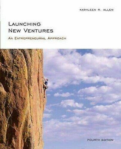 Launching Neu Ventures: an Entrepreneurial Ansatz von Allen, Kathleen R.