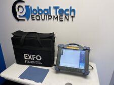 Exfo Ftb 400 With Otdr Ftb 7400b Ftb 7423b 1310 1550 With Charger