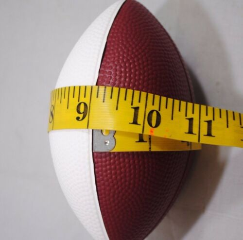 """Pepper Established 1885 Toy Foam Collectible Football 3/"""" x 5/"""" NEW Small Dr"""