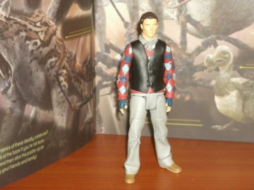 Nick Cutter  Connor Temple  Abby Maitland Rex Dinosaurs Primeval Action Figures