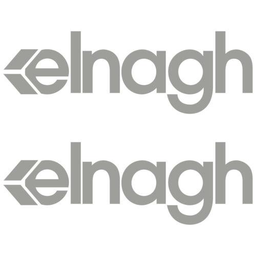 2 x elnagh old 75cm x 24,9cm decal sticker rv caravan caravan