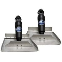Bennett Bolt Electric Trim Tab Set 12 X 18 (fits 26' To 36' Boats) Bolt1812 on sale