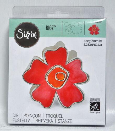 Bigz Die #3 Flower 661105
