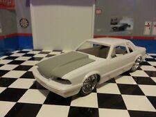 """Resin 2-3"""" Cowl Hood for '90 Mustang LX 5.0 Revell 1/25 NEW, HOT!"""
