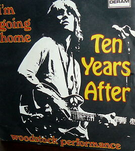 TEN-YEARS-AFTER-ALVIN-LEE-7-034-ITALY-71-BAD-SCENE-LABEL-DERAM-I-039-M-GOING-HOME