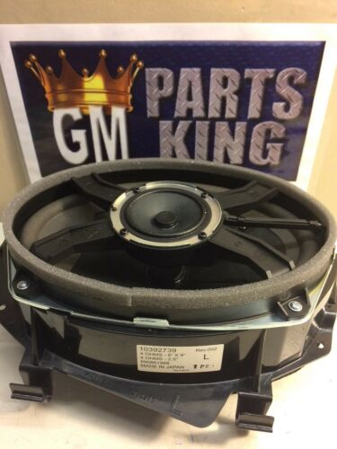 GM OEM Stereo Audio Radio-Rear Speaker 10392739