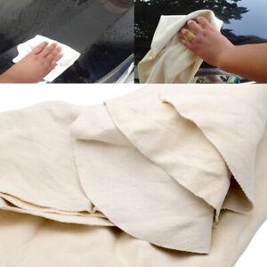 Serviette de séchage absorbante de lavage de chiffon de nettoyage de voiture