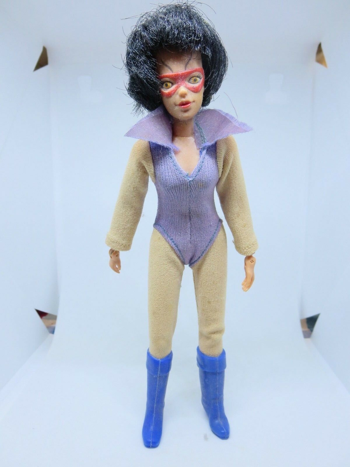 Vintage 1970's Mego Catwoman 8  Action Figure WGSH