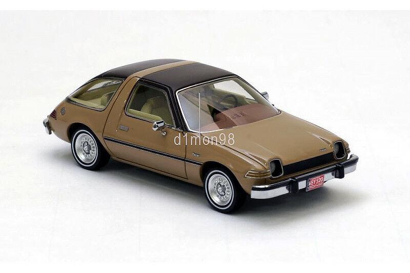 1 43 AMC Pacer 1975 NEO43520 Nyskaliga modelllllerler