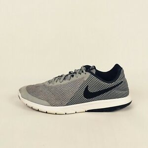 fb575ef6987a4 Nike Flex Experience RN 6 Running Shoes Mens Size 12 Wolf Gray Mesh ...