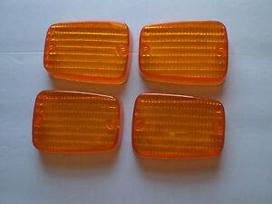 Details about Suzuki 86 GSXR750RG Limited Edition (4) Turn Signal Lens  35612-02181 GSXR 750