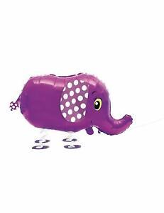 Elephant-Walking-Pet-Balloon-Helium-Air-Party-Decoration-Print-Airwalker